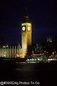 Big Ben and Parliament building